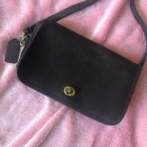 Coach vintage crossbody purse